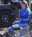Yes Day 2021 Jennifer Garner Blue Tracksuit