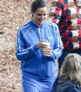 Allison Torres Blue 2021 Yes Day Jennifer Garner Tracksuit