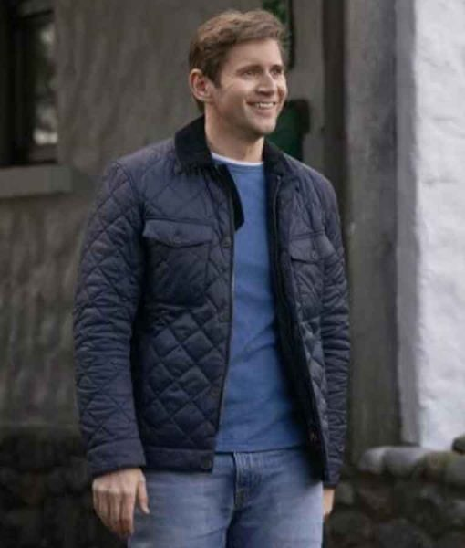 As Luck Would Have It Brennan O'Brien Quilted Jacket