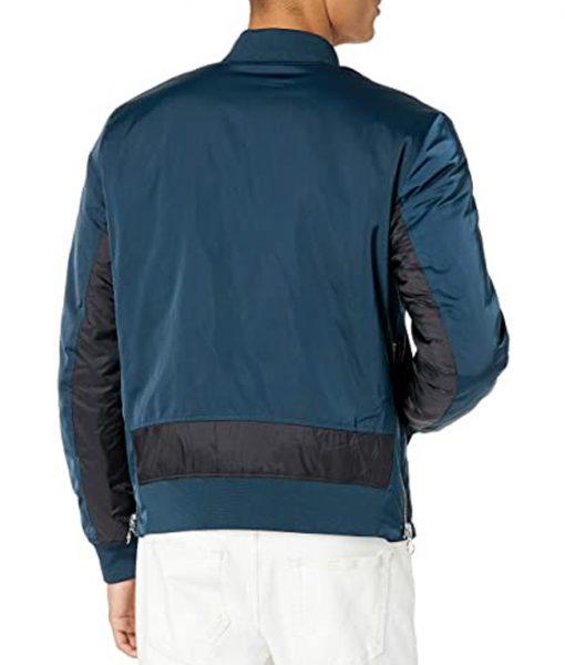 The Flash Season 07 Cisco Ramon Bomber Jacket