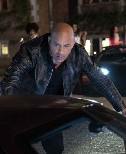 Dominic Toretto F9 Leather Jacket