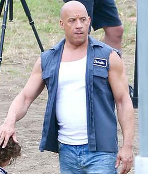 F9 Dominic Toretto Vest