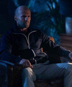 Jason Statham Wrath of Man Jacket