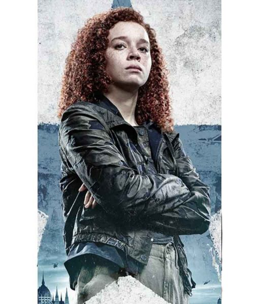 Karli Morgenthau The Falcon and The Winter Soldier Erin Kellyman Jacket