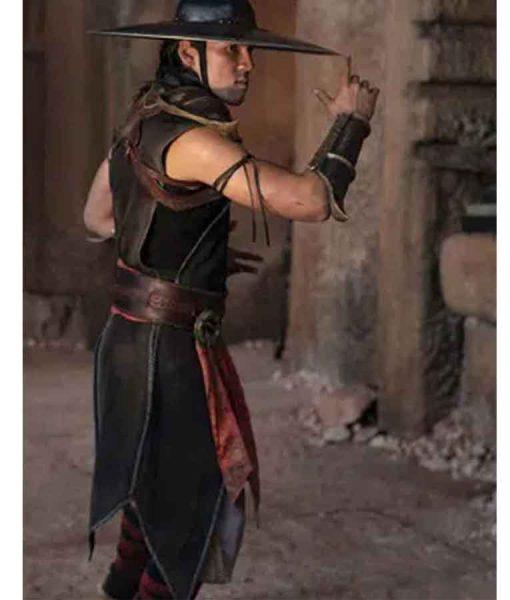 Mortal Kombat Liu Kang Sleeveless Coat