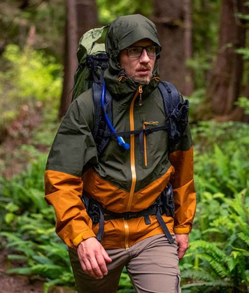 Outdoor Research Foray Rain Jacket With Hood