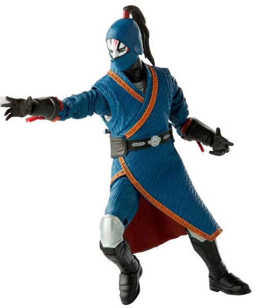 Shang-Chi Legend Of Ten Rings Death Dealer Blue Coat