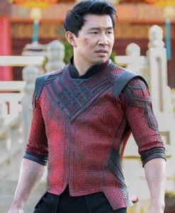 Simu Liu Shang-Chi and The Legend of the Ten Rings Jacket