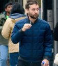 Spider Man No Way Home Tobey Maguire Puffer Jacket