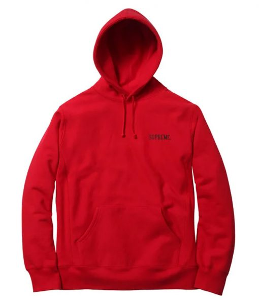 Supreme X Ruff Ryders Pullover Hoodie