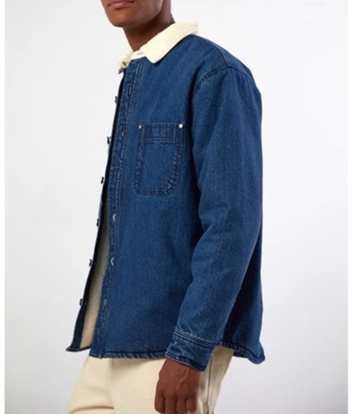 The Flash S07 Chester P. Runk Denim Jacket