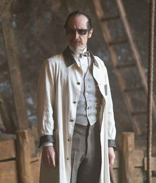 The Nevers 2021 Denis O'Hare Coat