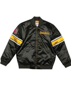 Steelers Bomber Jacket