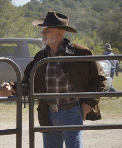 Mitch Pileggi Walker (2021) Bonham Walker Jacket
