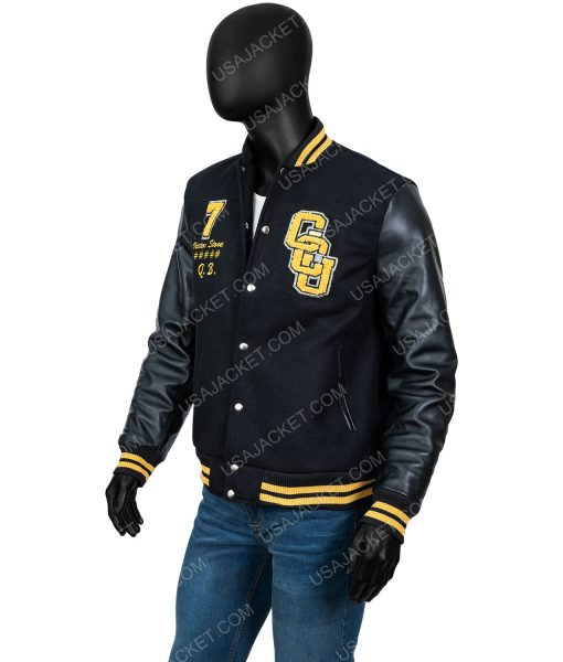 Zack Snyder's Justice League Ray Fisher Bomber Jacket