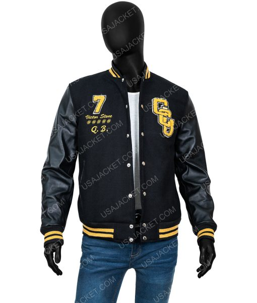 Zack Snyder's Justice League Ray Fisher Jacket