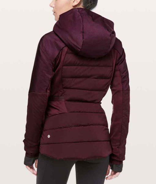 Grace Beedie Zero Chill 2021 Kayla MacBentley Padded Vest