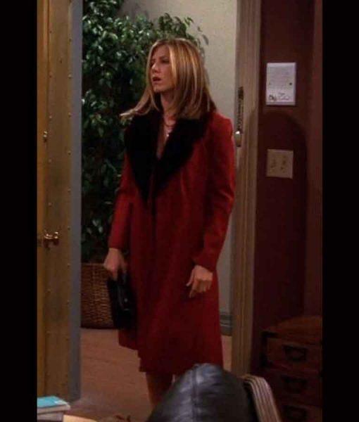 FRIENDS Season 08 Rachel Green Coat