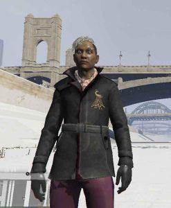 Far Cry 4 Pagan Min Mid-length Coat
