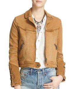 Brenda Feel Good Denim Jacket