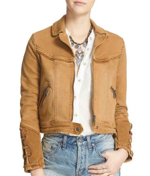 Feel Good Brenda Denim Jacket