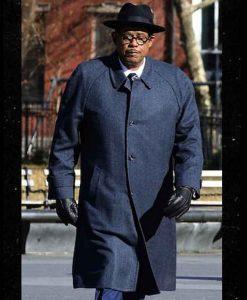 Respect 2021 C. L. Franklin Mid-length Coat