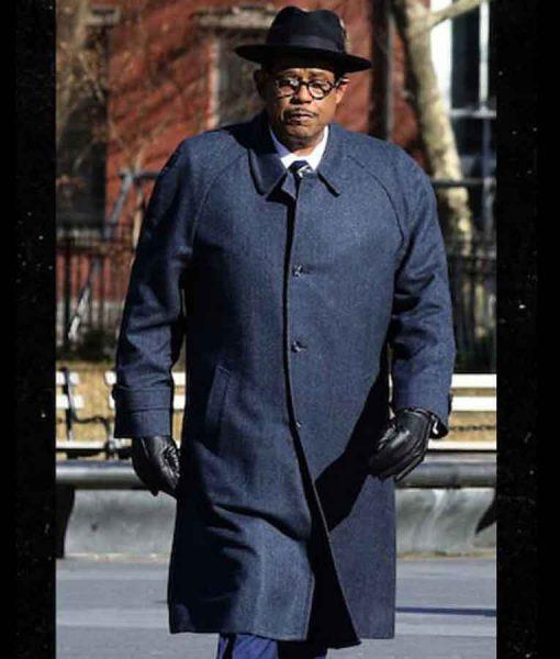 Forest Whitaker Respect 2021 C. L. Franklin Coat