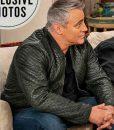 Friends The Reunion 2021 Matt LeBlanc Quilted Jacket