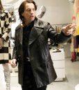 Halston 2021 Ewan McGregor Halston Mid-length Coat