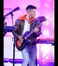 BBMAs 2021 Jonas Brothers Nick Jonas Leather Jacket