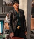 Law & Order Organized Crime Ayanna Bell Leather Jacket