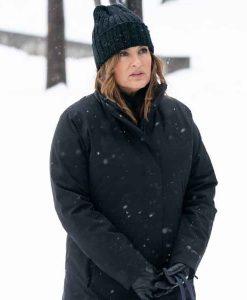 Law & Order Organized Crime Olivia Benson Coat