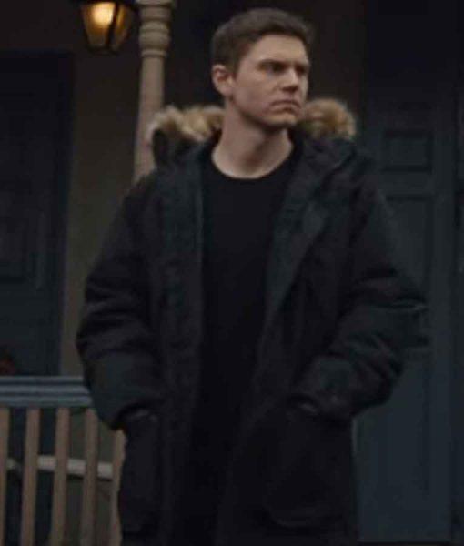 Mare of Easttown Detective Colin Zabel Parka Jacket