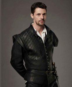 A Discovery of Witches Matthew Goode Leather Jacket