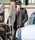 No Sudden move Joe Finney Grey Coat