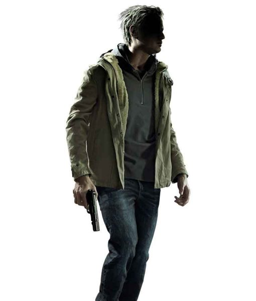 Todd Soley Resident Evil Village Ethan Winters Jacket