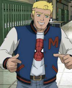Spider-Man Agent Venom Jacket