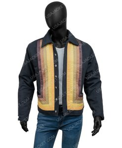 Bucky Barnes The Falcon And The Winter Soldier Event Sebastian Stan Jacket