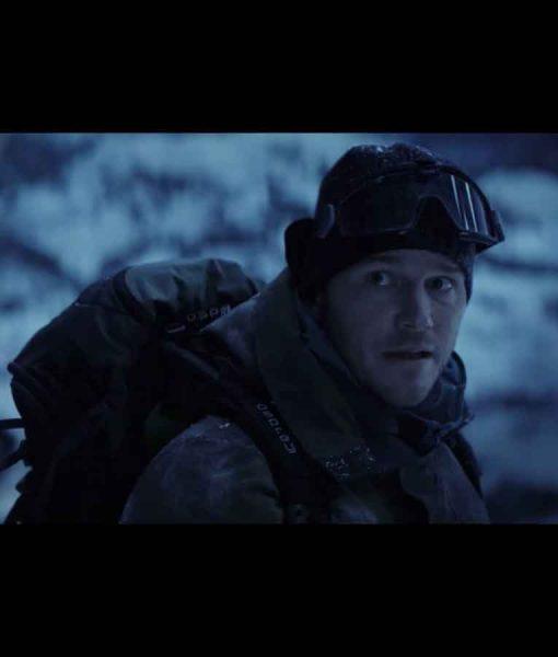 The Tomorrow War Dan Jacket