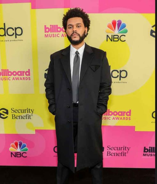 The Weeknd Save Your Tears Coat