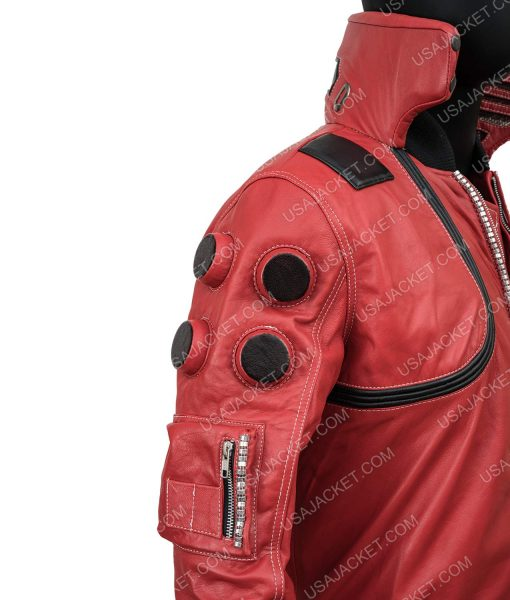 Akira Cyberpunk 2077 Capsule Jacket