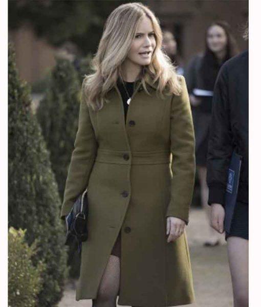 Atypical Season 4 Jennifer Jason Leigh Coat