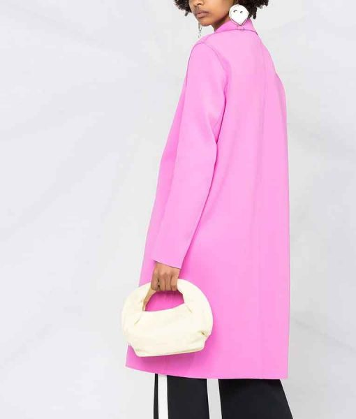 Nicole Kang Batwoman Season 02 Mary Hamilton Pink Coat