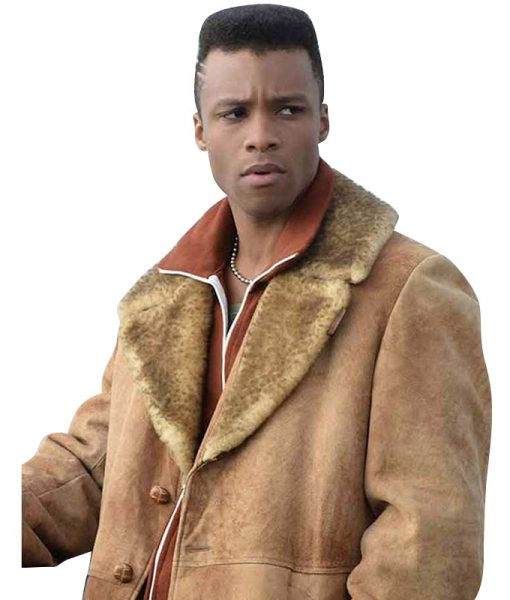 Dyllon-Burnside-Pose-S03-Ricky-Shearling-Suede-Leather-Jacket