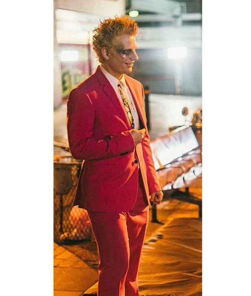 Ed Sheeran Bad Habits 2021 Pink Suit