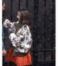 Emily in Paris Season 02 Bomber Jacket