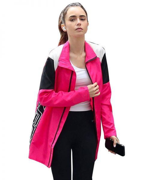 Emily-in-Paris-Season-02-Emily-Cooper-Pink-Jacket
