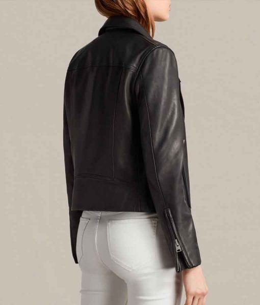 Fear The Walking Dead S06 Alicia Clark Leather Jacket