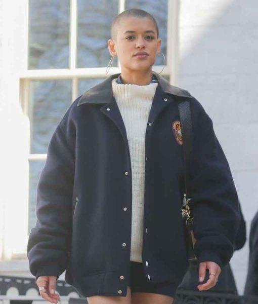 Gossip Girl 2021 Julien Calloway Oversize Jacket