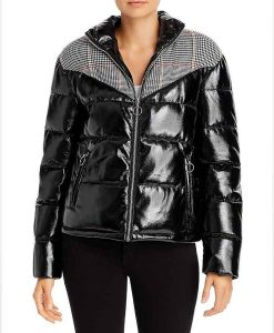 High School Musical The Musical The Series Gina Porter Puffer Jacket